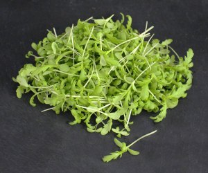 Edible flowers: Chop Suey