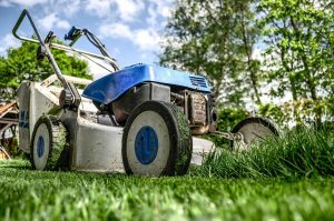Gardening jobs: Service/sharpen mower