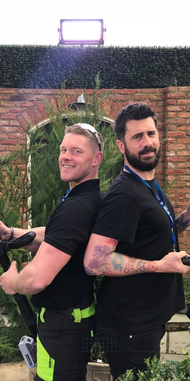 Beard vs Brawn: The Big Challenge