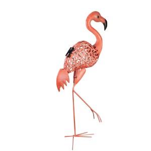 QVC Gardening: LED Flamingo