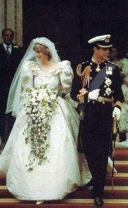 Royal Wedding: Diana, Princess of Wales