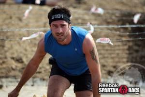 Michael Perry (Mr Plant Geek) Spartan Race