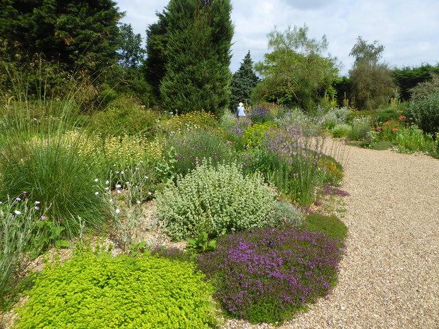Gravel Garden at Beth Chatto