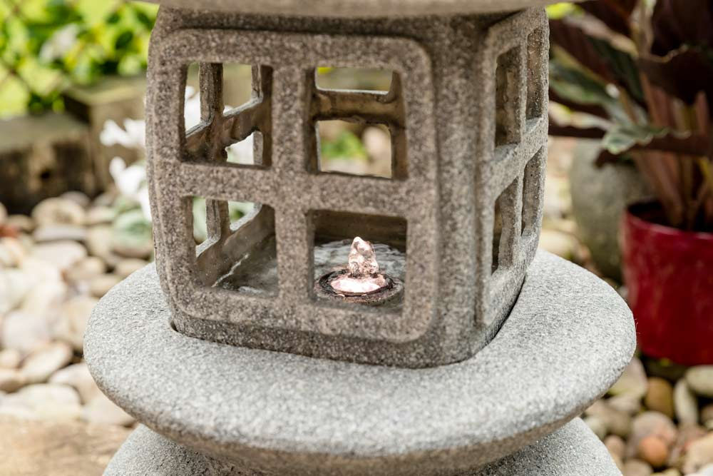 QVC Gardening - February Highlights: Japanese Fountain
