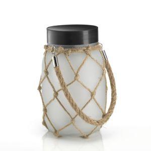Garden lighting - solar jar