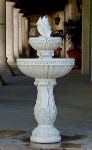 Bernini water fountain