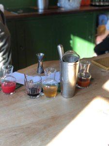 Devaux Cocktail talk
