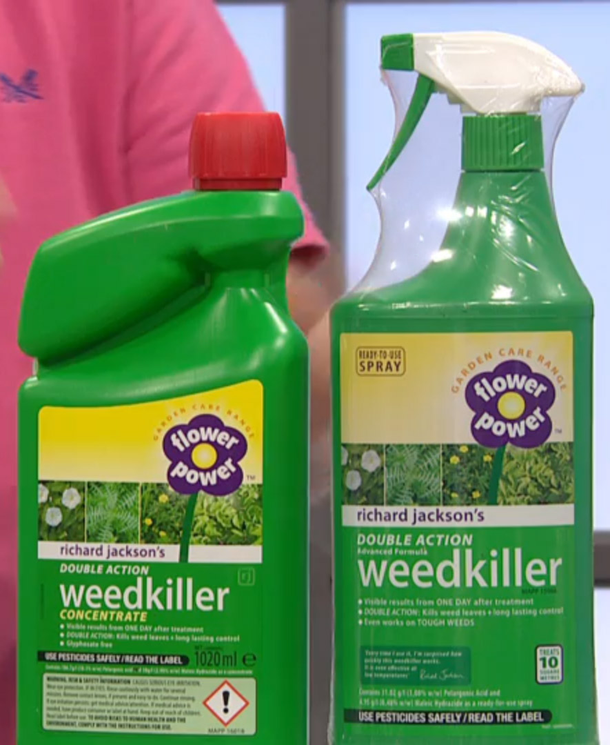 Richard Jackson weedkiller