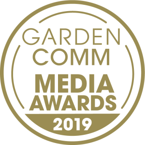 Garden Comm Media Awards 2019 - Gold