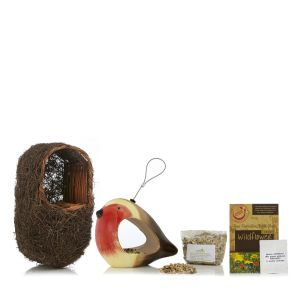 Bird Feed & NEst Hamper