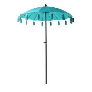 Embellished parasol