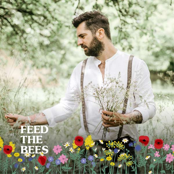 Mr Plant Geek - Rowse feed the bees campaign