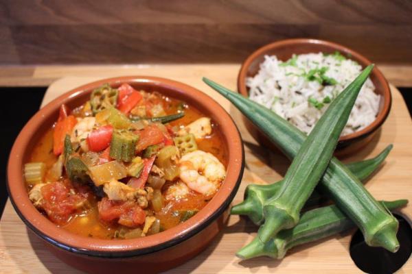 Okra Super Bhindi recipe