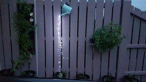 Garden lighting ideas