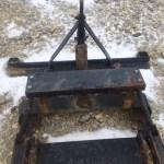 Heavy Duty Plow Mount (2)