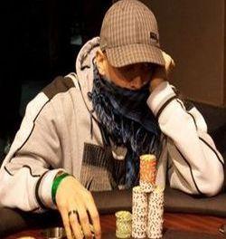 Frédérick Audin 37ème du championnat de Belgique 2010 de poker