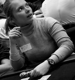 Sandrine Bosmans remporte le 3$ sur PokerStars