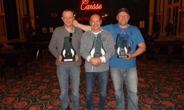 Christian Cougnet remporte le championnat 2013 Mrpokeraspa Club