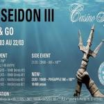 Qualification pour le POSEIDON au casino de Spa
