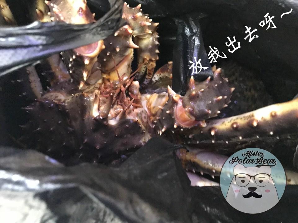 鷺梁津水產市場,crabescape.jpg