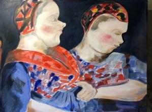werk Ineke Franke