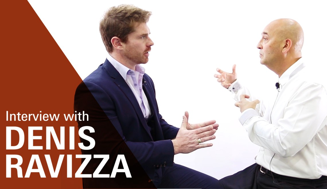 Video: In Conversation With Denis Ravizza; Starting Esmod And Brand Building As An Emerging Designer