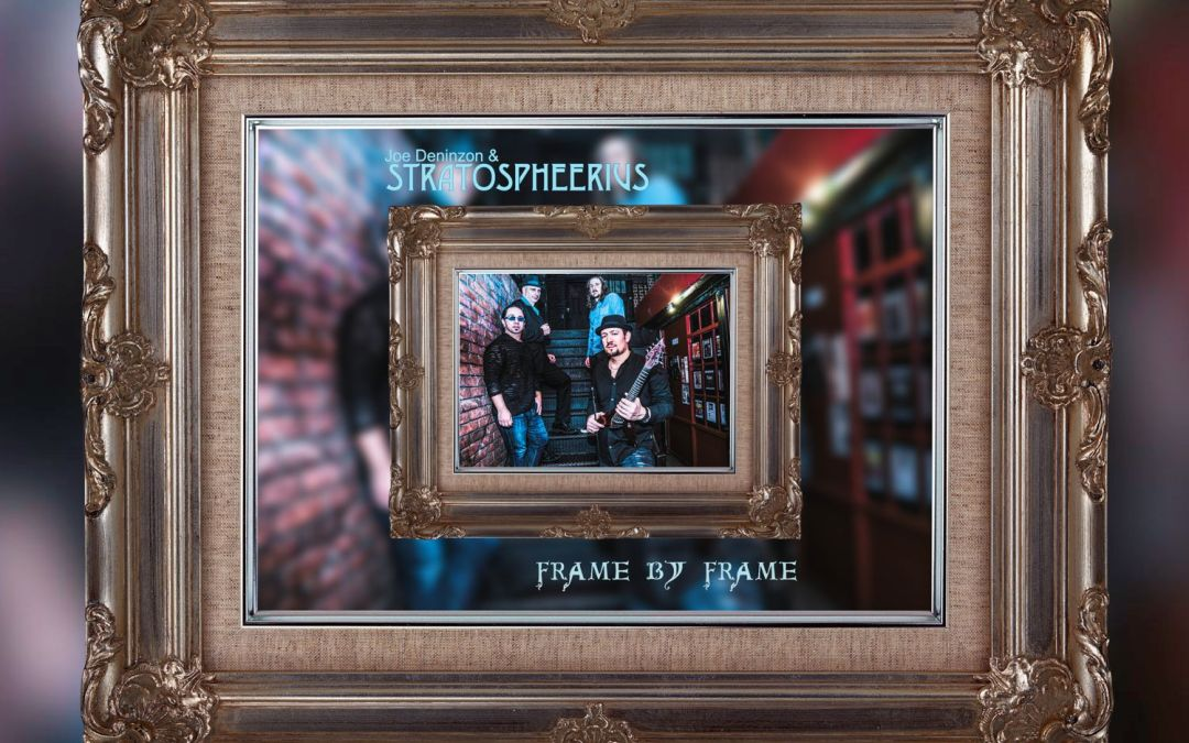 Joe Deninzon & Stratospheerius new single Frame by Frame released today!