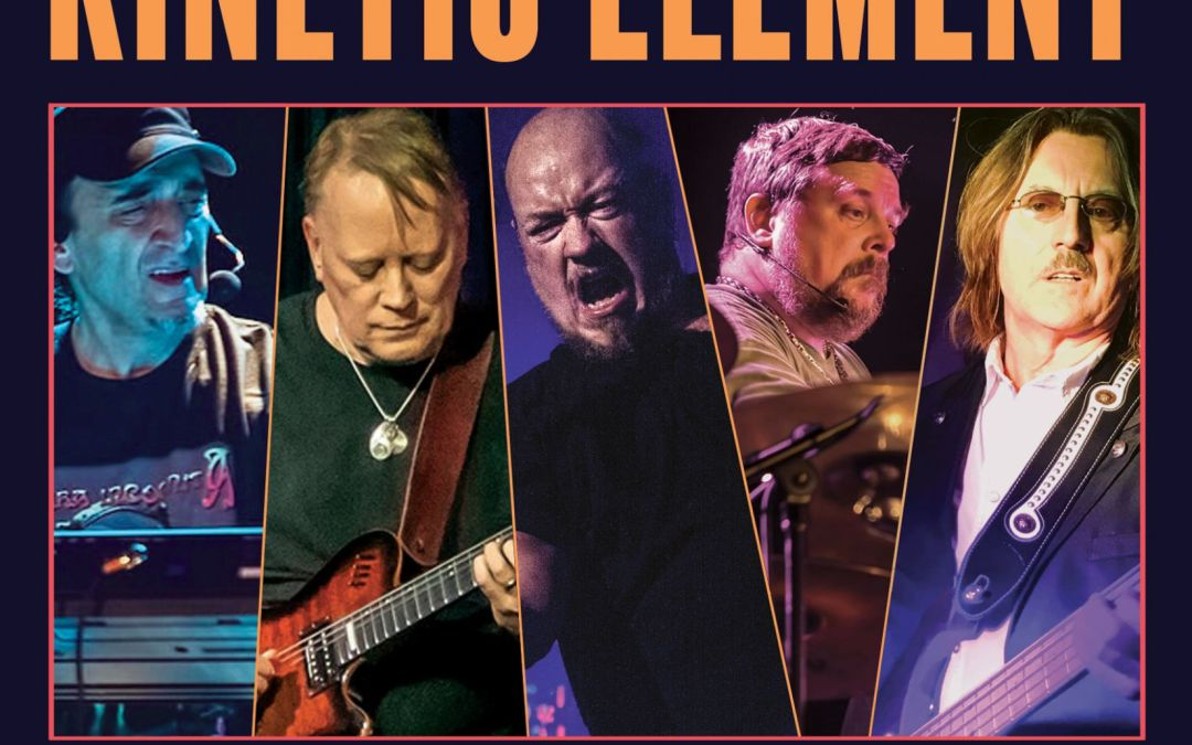 """Kinetic Element """"Live From New York"""" Released Today"""