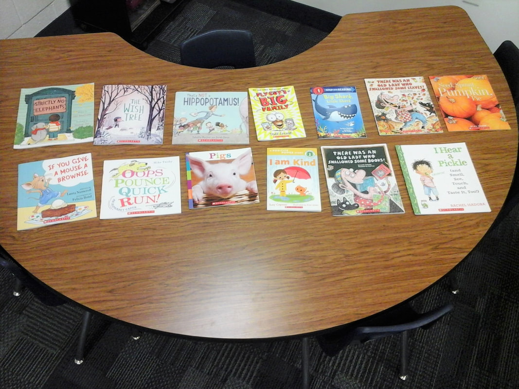 More Books For Our Classroom