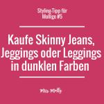 Styling-Tipps für Mollige #1: Hüfte und Po mit High Waist Hosen in Form bringen