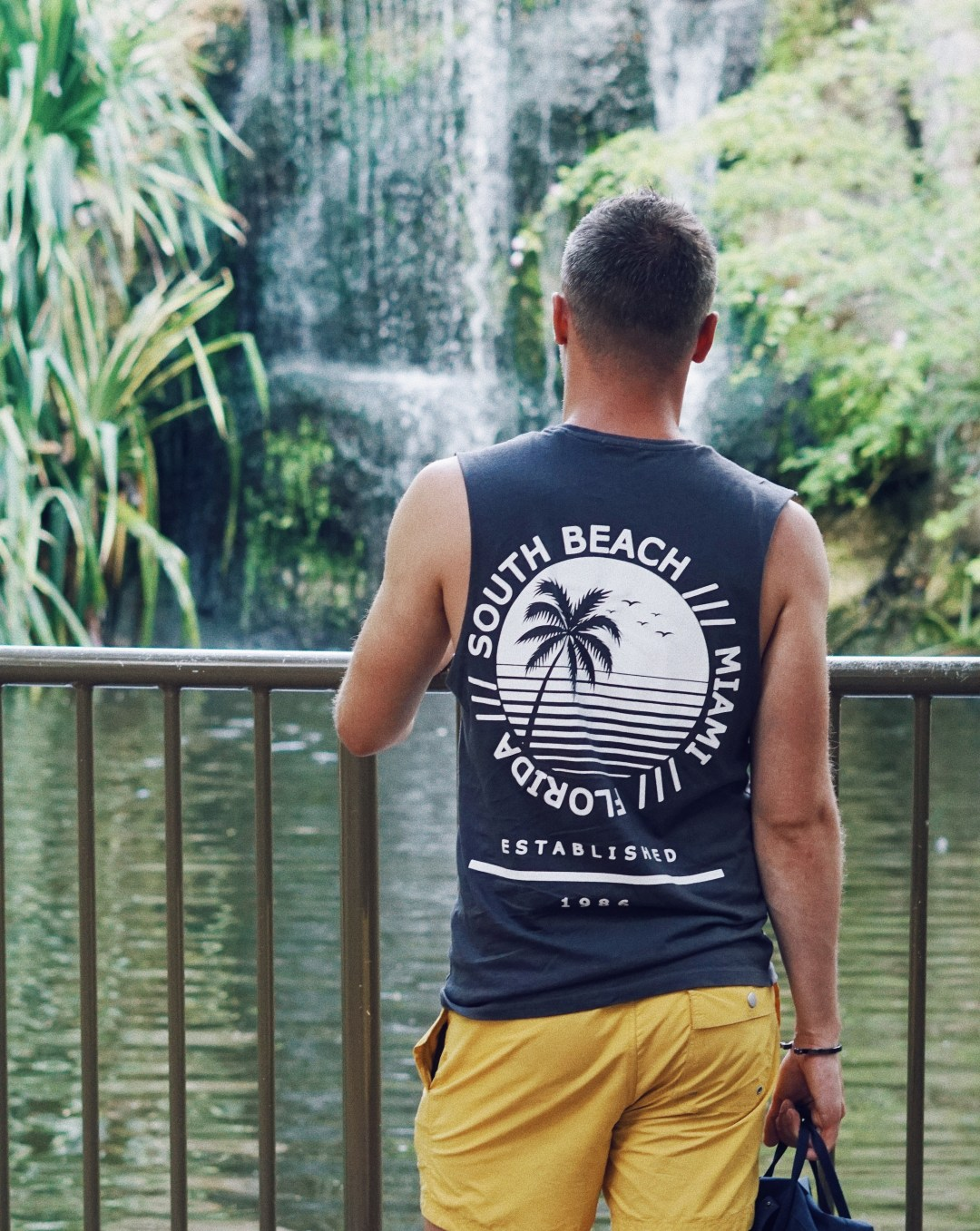 Miami City Guide. Jungle Island. Wearing BooHooMAN and Jack Wills. Blog by Skirmantas Petraitis.