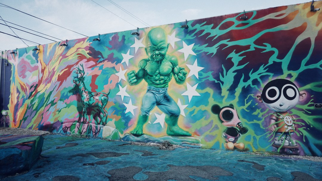 Miami City Guide. Wynwood Walls. Blog by Skirmantas Petraitis.