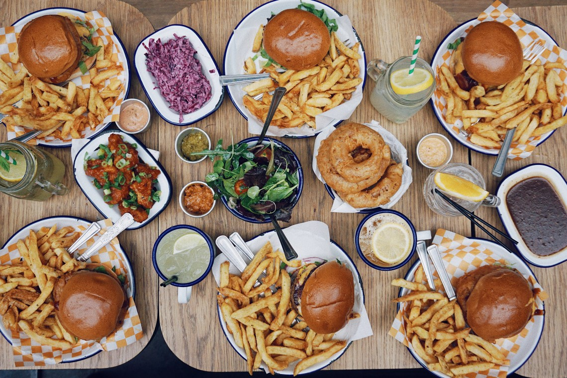 Honest Burgers in Soho. Influencer campaign by Adwaiz. Blog by Skirmantas Petraitis.