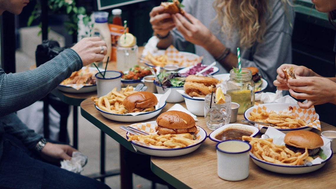 Honest Burgers in Soho. Influencer campaign by Adwaiz. Blog by Skirmantas Petraitis.
