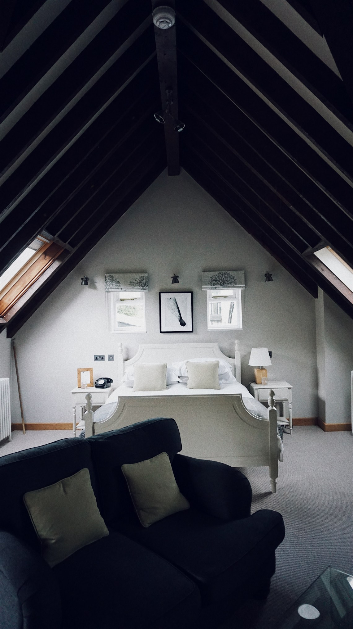 The Loft. Tudor Farmhouse, a boutique retreat in the Forest of Dean and Wye Valley. Blog by Skirmantas Petraitis.