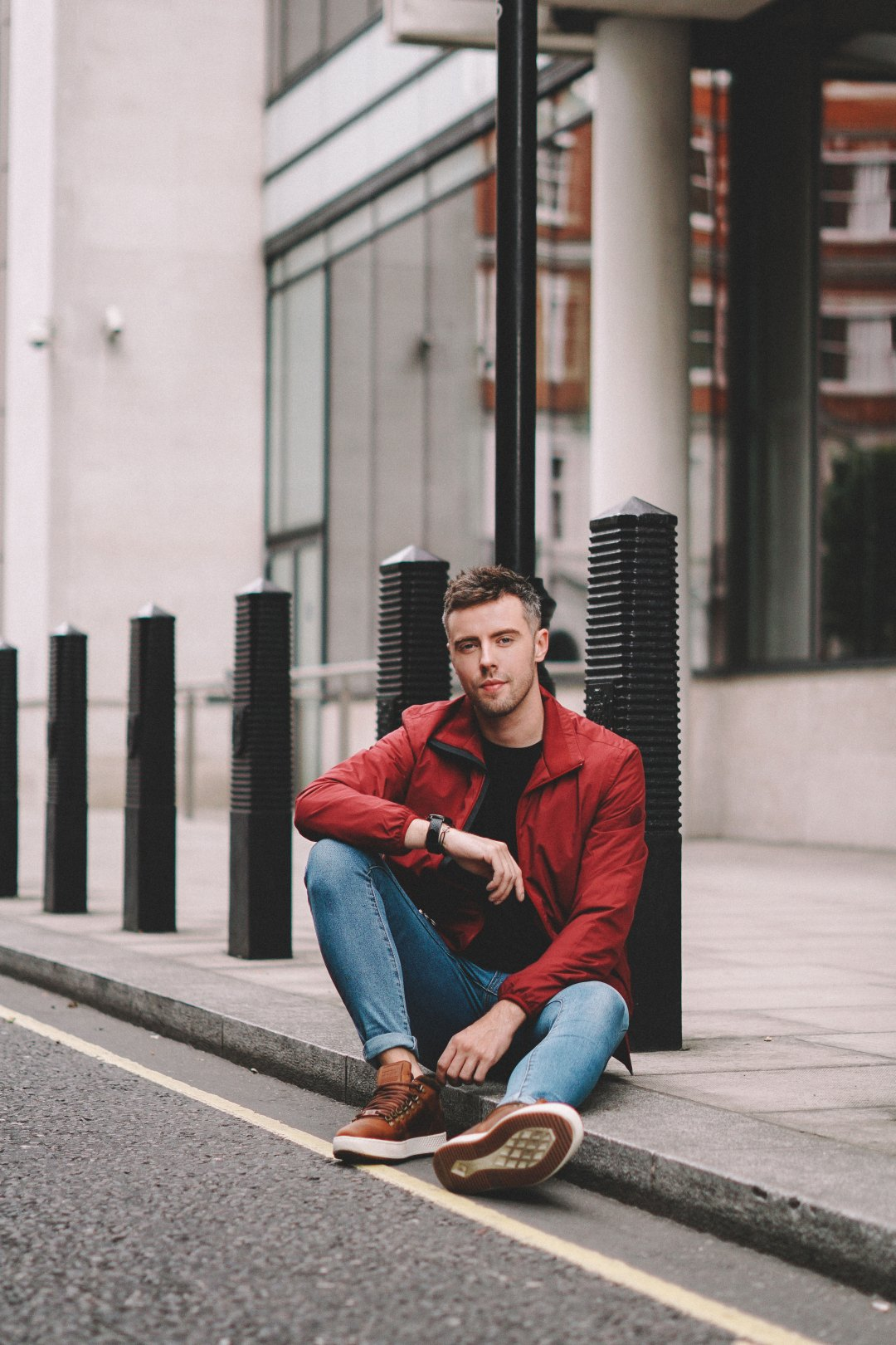 Timberland CityRoam Alpine Chukka Shoes. Roaming Canning Town, London with Kojo Funds. Blog by Skirmantas Petraitis.
