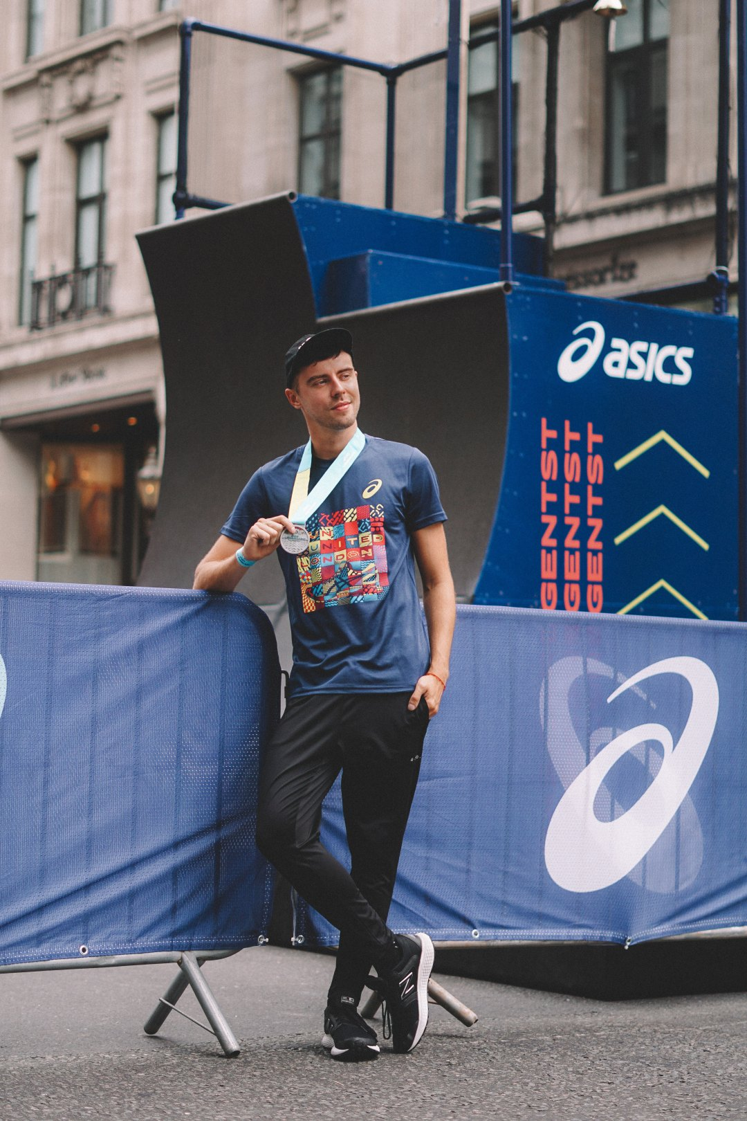 ASICS London 10k run with Virgin Sport. Blog by Skirmantas Petraitis.
