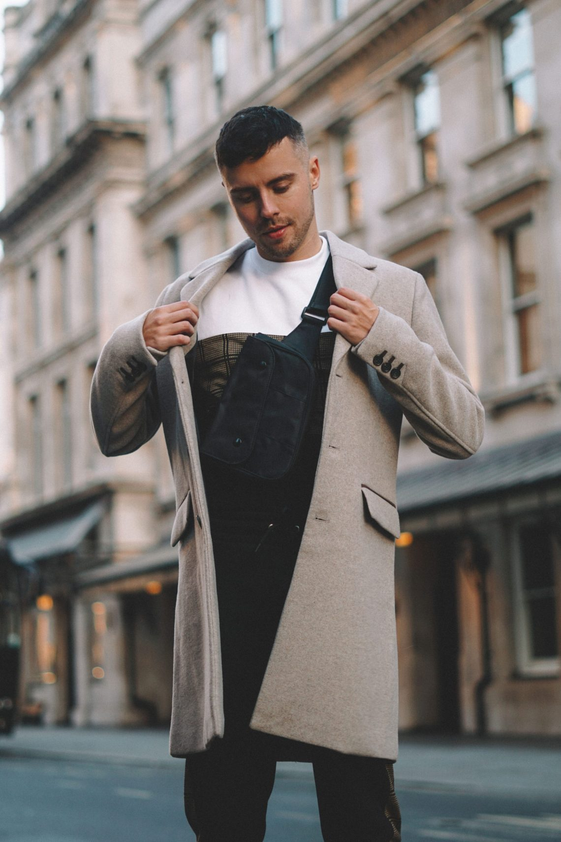 Wearing River Island. Blog by Skirmantas Petraitis.