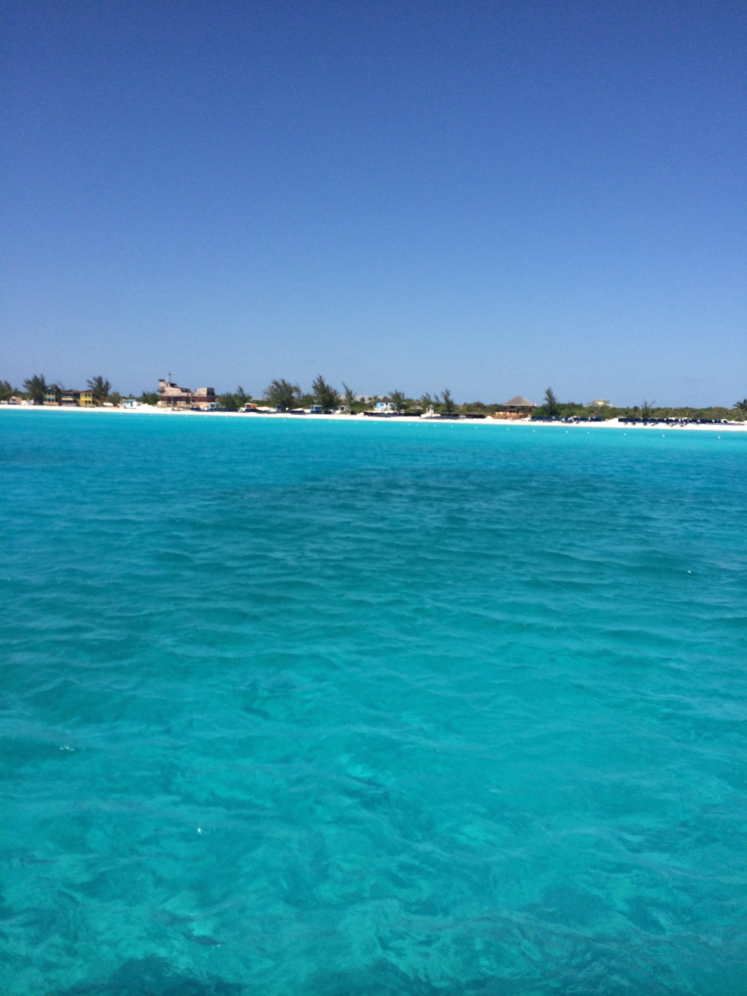 Half Moon Cay Water | Mrs Amber Apple blog