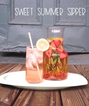 Sweet Summer Sipper