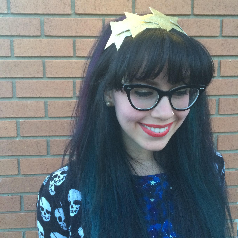Glitter Star Headband | Red Autumn Co.