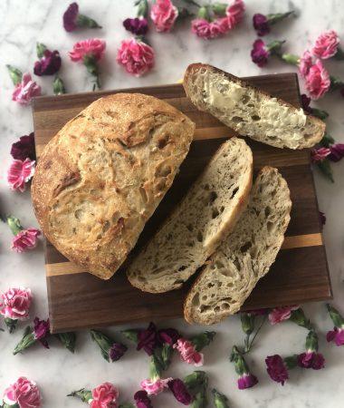 Rosemary Garlic Bread