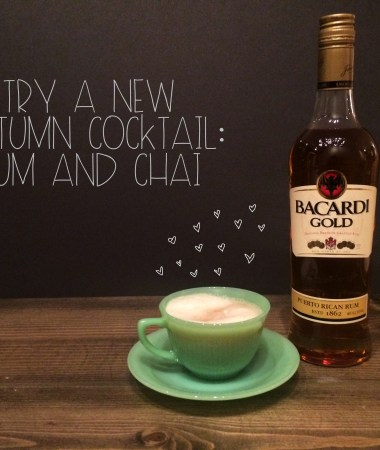 Rum and Chai