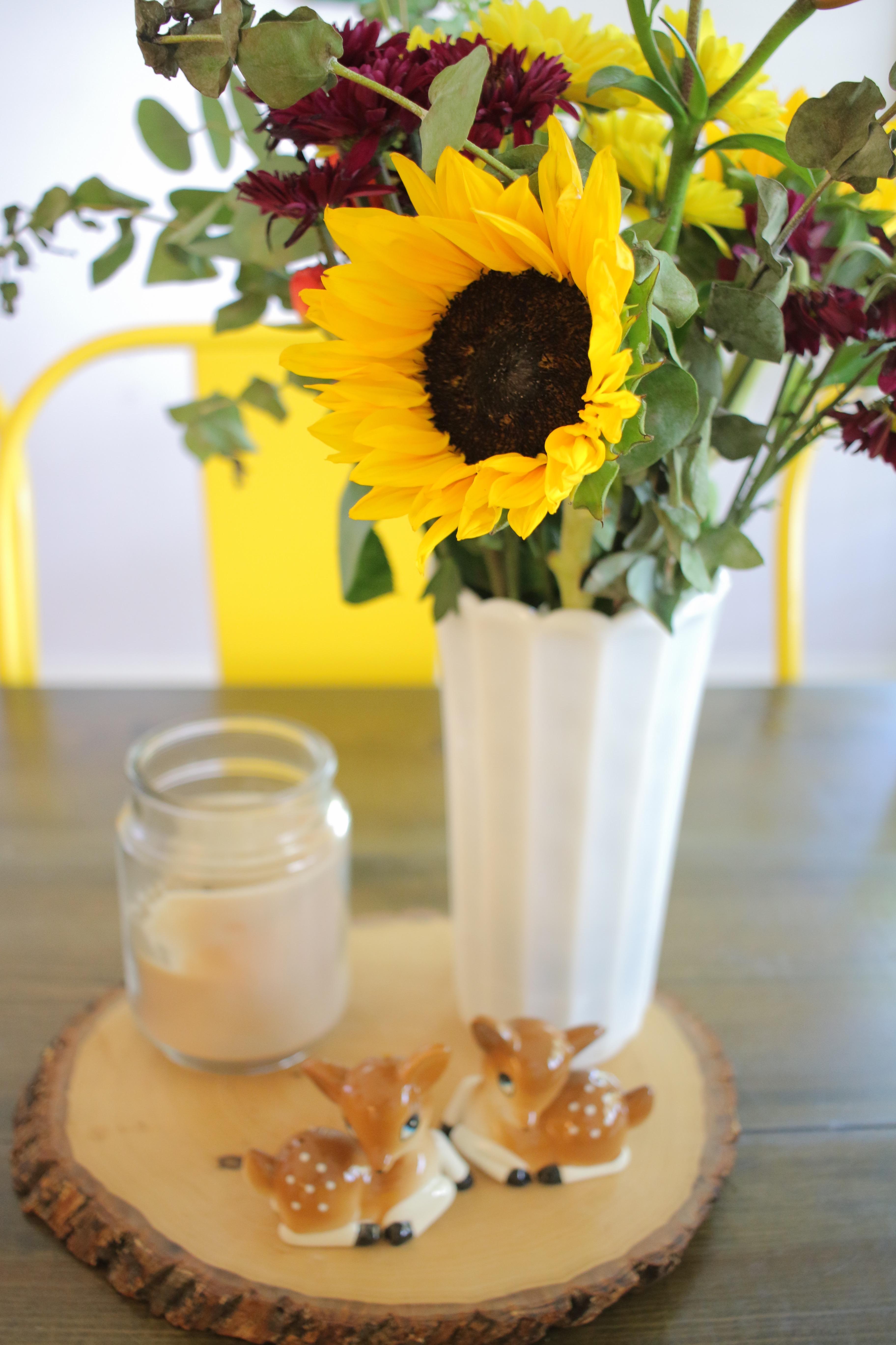 Sunflower | Mrs Amber Apple