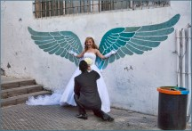 Will you marry me, my Angel?