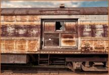 Steamtown car exteriors 1