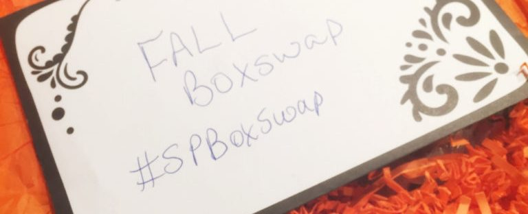 fall box swap reveal