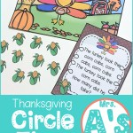 Thanksgiving Circle Time Games: Numbers & Counting