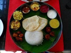 Thali in Mararikulam, Kerala
