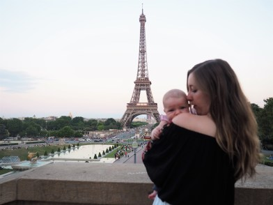 Paris with a baby